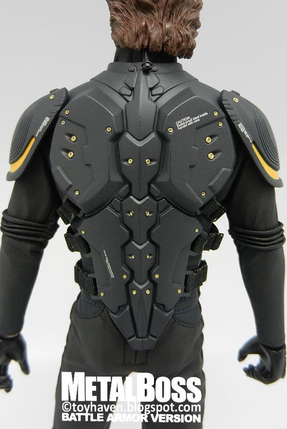 toyhaven: Review II: InFlames Metal Boss Battle Armor ...