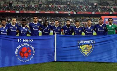 Chennaiyin FC Players Name