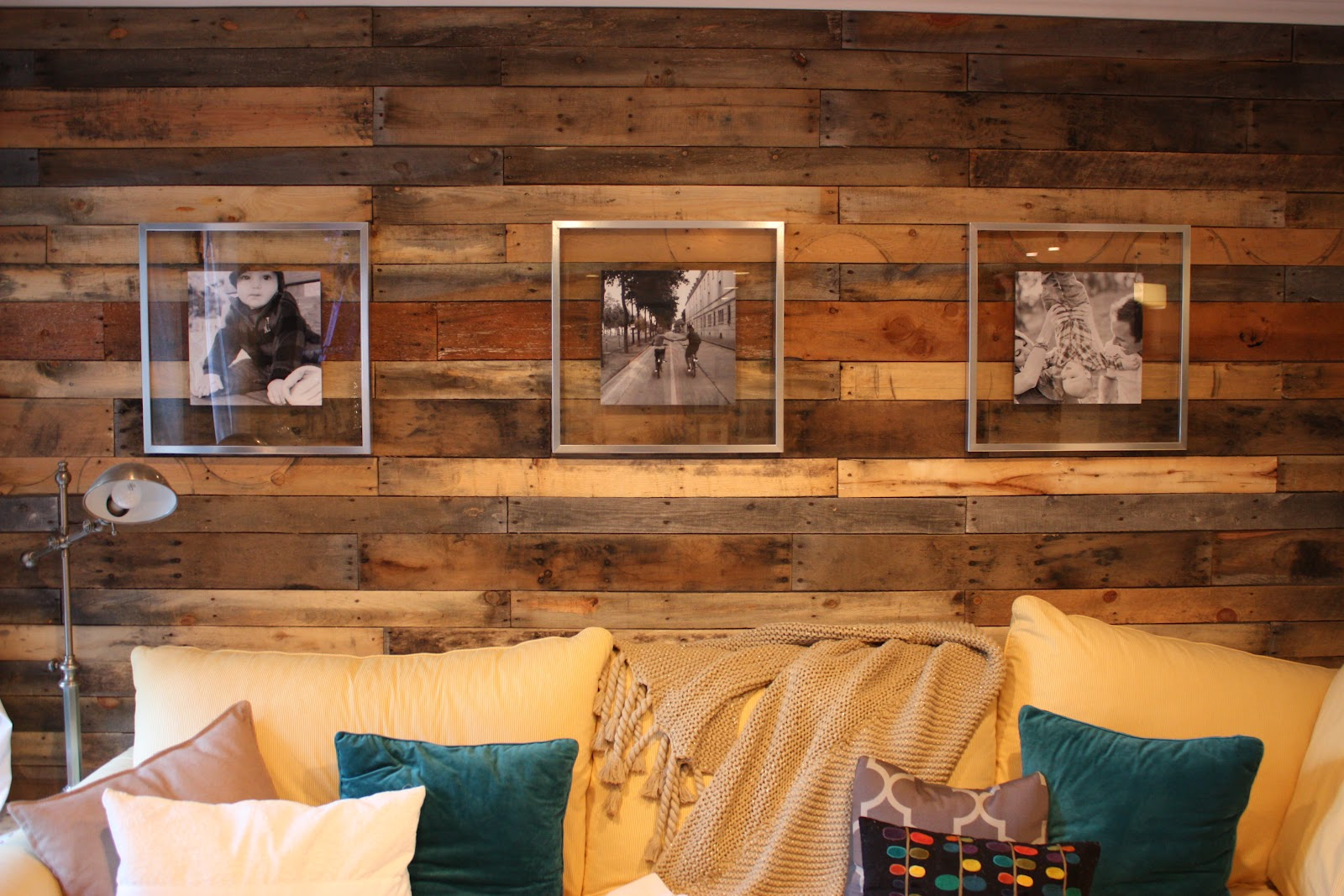 A fashion gal a fireman wonder wall - Wall designs with wood ...