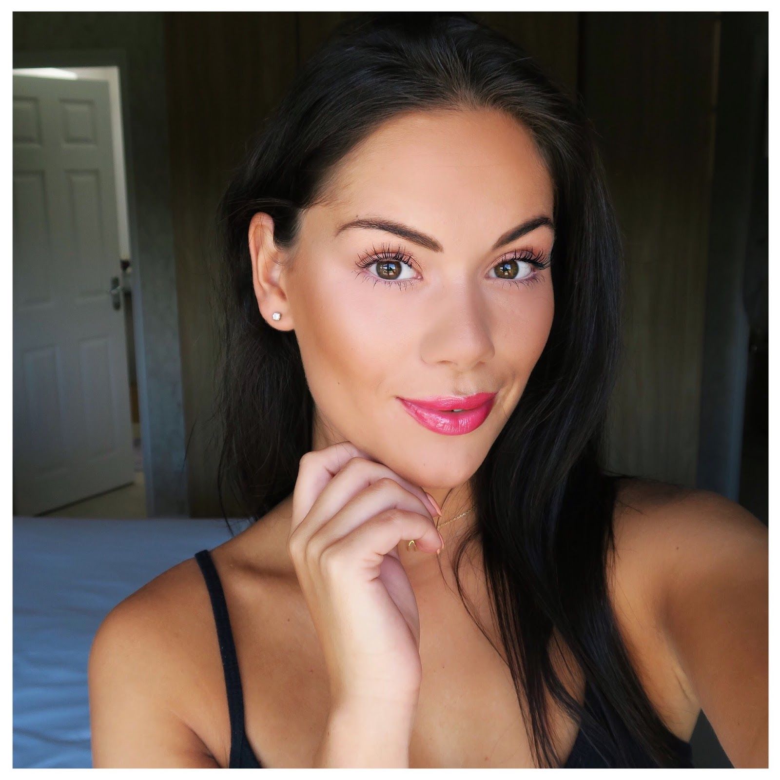 Beautiful and light makeup for every day. How to make light makeup 59