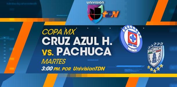 Cruz Azul Hidalgo vs Pachuca en Vivo