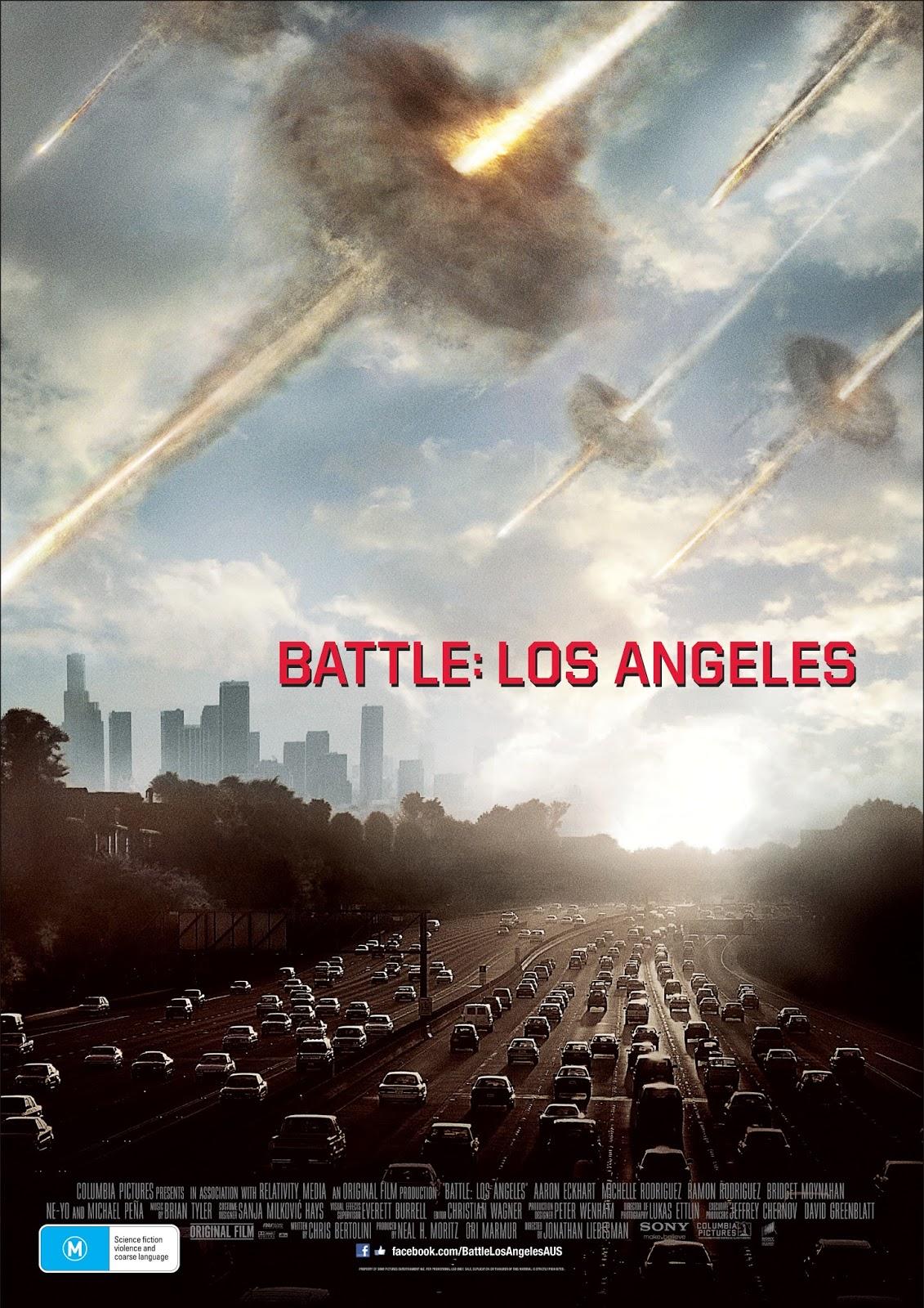 Battle: Los Angeles (2011) ταινιες online seires xrysoi greek subs