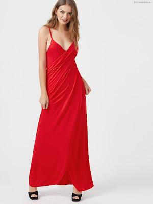 Vestidos Rojos Largos