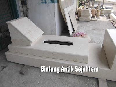 Makam Pahlawan Modifikasi Marmer