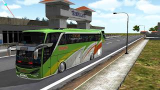 Download Livery ES Bus - Po. Efisiensi untuk Game ES Bus Simulator ID 2 Gratis