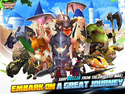 Guardian Hunter: SuperBrawlRPG Apk v2.0.9.03 Mod