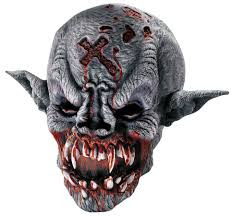 pictures of scary halloween masks