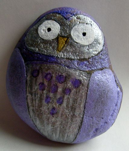 Painting Rock & Stone Animals, Nativity Sets & More: Free ...