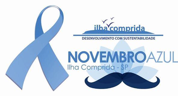 Na Campanha Novembro Azul, Saúde da Ilha alerta os homens para a prevenção do câncer de próstata e outros cuidados com a saúde