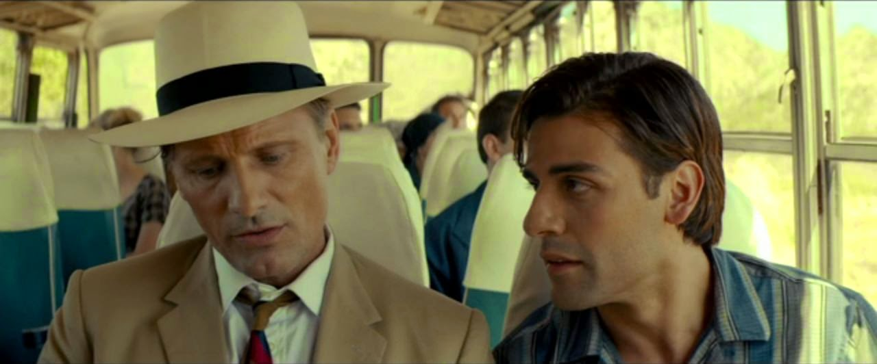 the two faces of january-viggo mortensen-oscar isaac