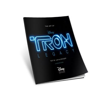 Tron Legacy-Artbook
