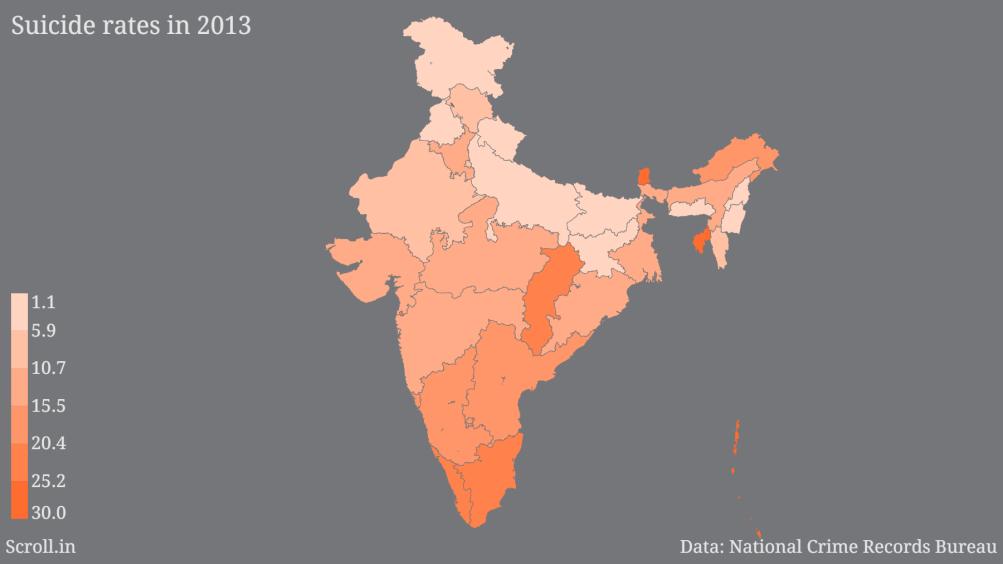increasing crime among youth