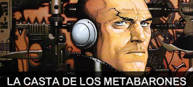 Descargar comic La Casta de los Metabarones [Español] [Comic] [Mega]