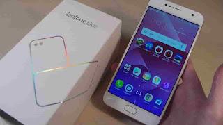 Download Firmware Asus Zenfone Live ZD553KL Terbaru Tanpa Iklan