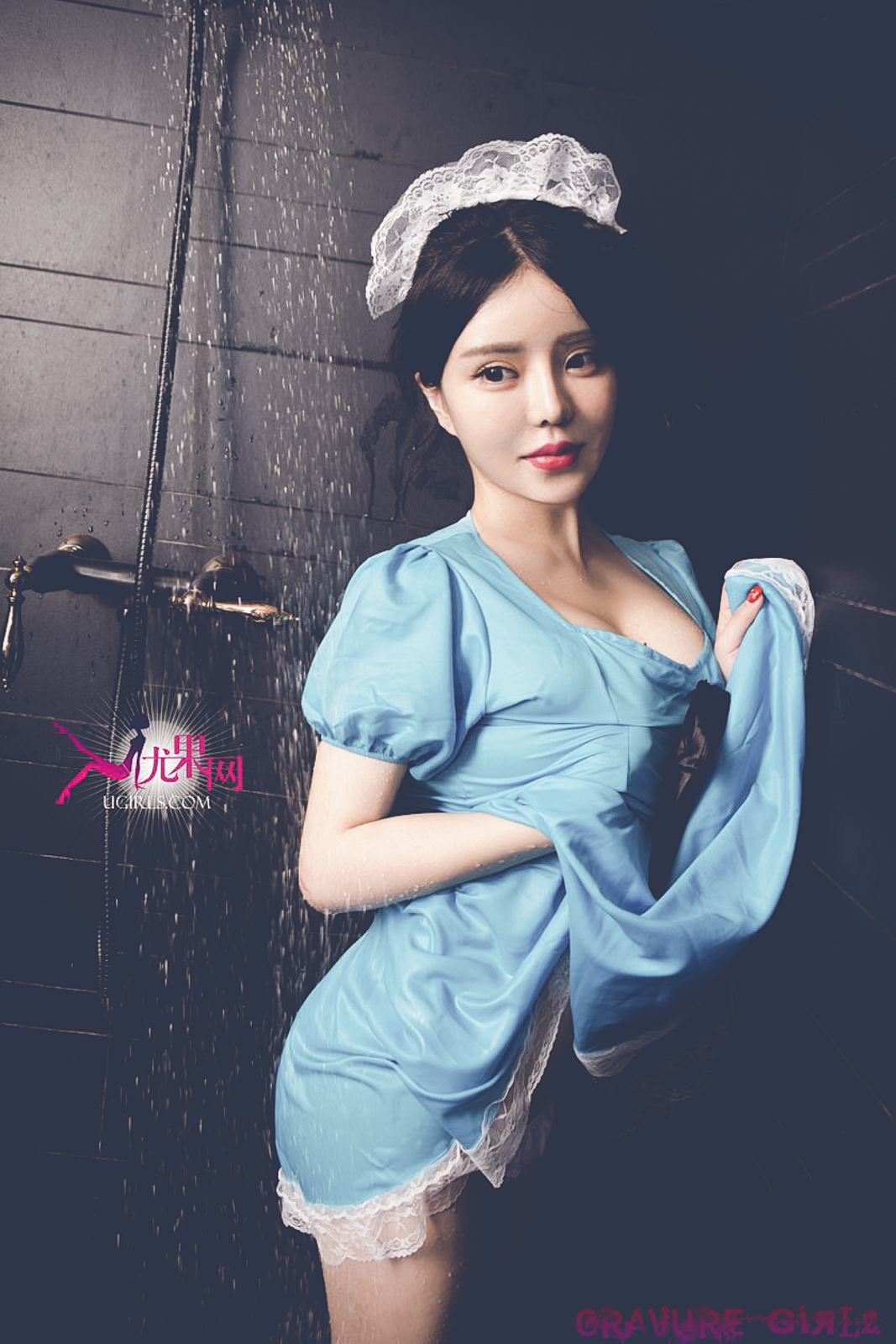 Ni Zi Xin  Mega Boobs Ugirls  Babe No123  Gravure -3526