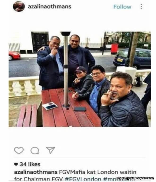 'FGV Mafia' Dalang Penghisap Darah Peneroka FELDA?
