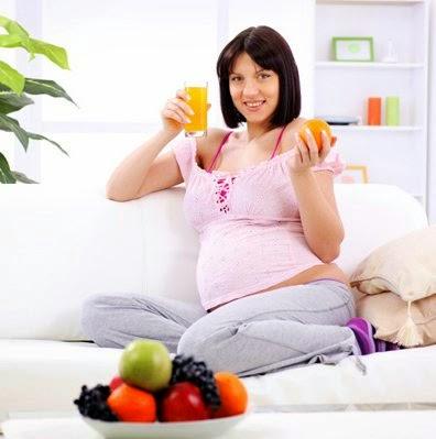 Nutrisi Yang Dibutuhkan Ibu Hamil