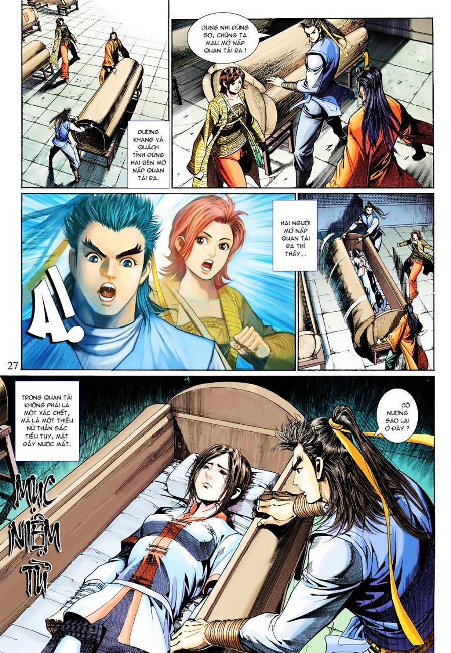 Anh Hùng Xạ Điêu anh hùng xạ đêu chap 38 trang 26