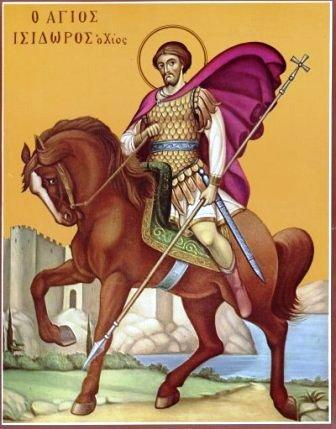 sveti Izidor - mučenec