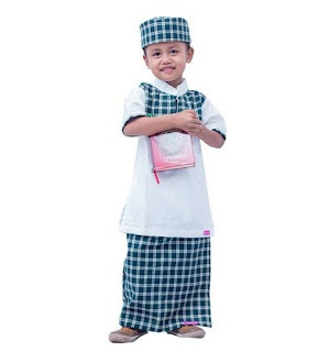 Harga Grosir Baju Koko Anak Set Murah Celana Sarung dan