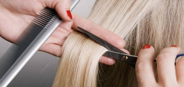 طرق ومستحضرات لاخفاء عيوب شعرك