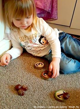 Open Ended Resources for Imaginative Play. Loose Parts Play.