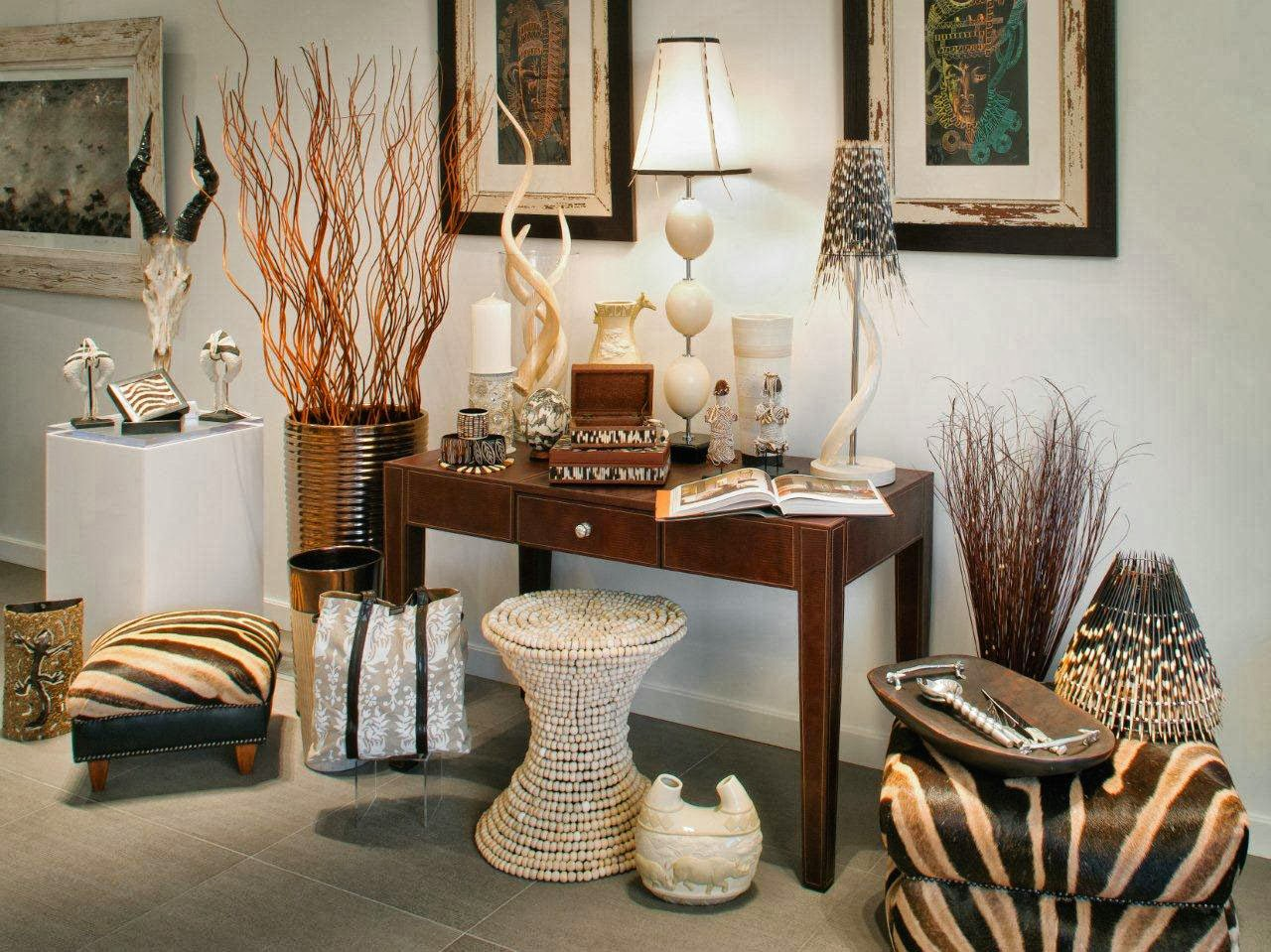 Whitewings Interiors  Africans Home Decor and Interior Inspiration