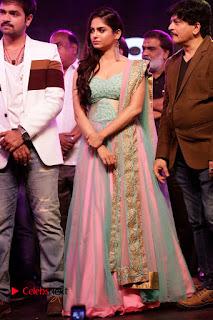 Actress Naina Ganguly Stills in Long Dress at Vangaveeti Audio Launch  0132.JPG