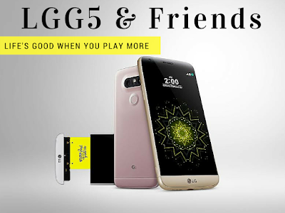 LG G5 and Friends Launched In The Philippines