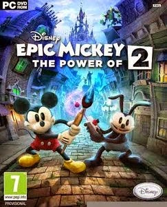 Epic Mickey 2 The Power of Two 2013
