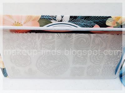 Stamping: Marmoleado con base Greenery (BP-L061)