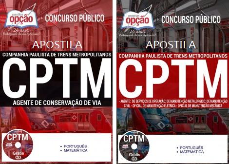 Apostila CPTM Agente de Conservação de Via