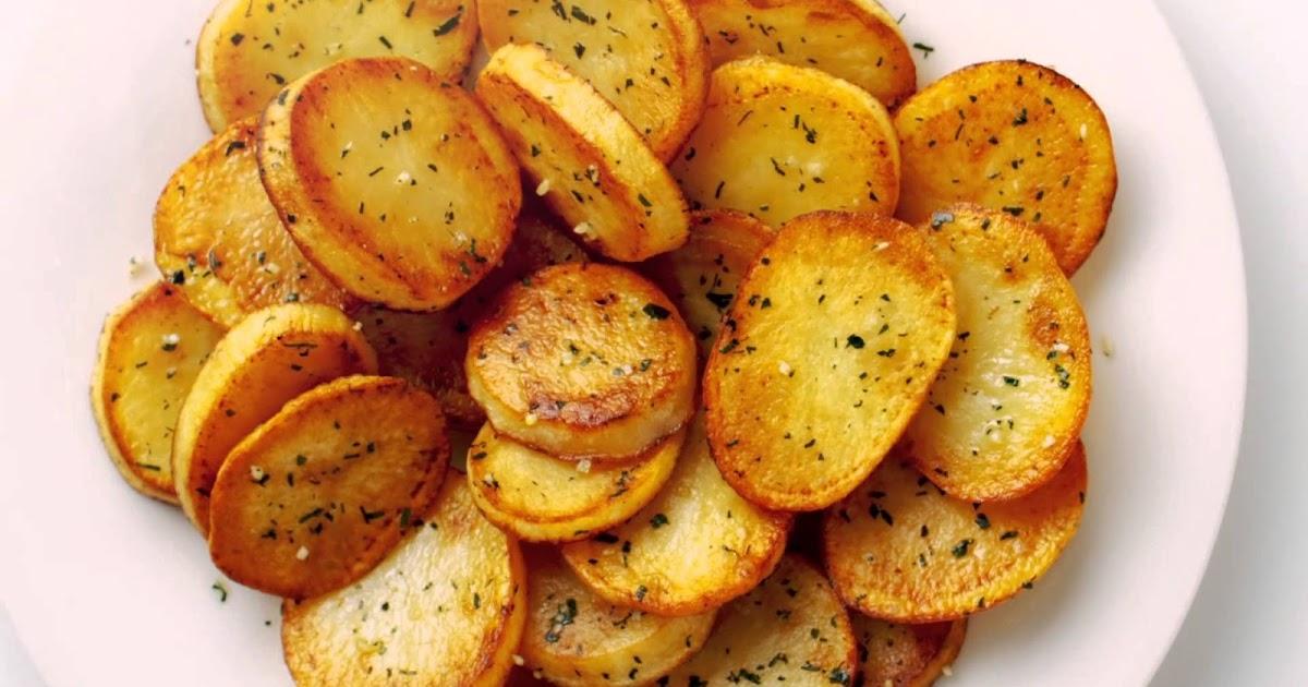 Des Pommes de Terre au four ultra-croustillantes (et super faciles)