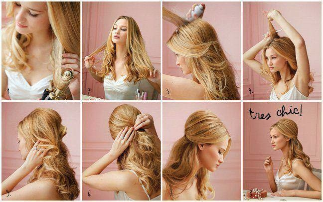 Amazing How To Do Easy Hairstyle World Business Hairstyle Inspiration Daily Dogsangcom