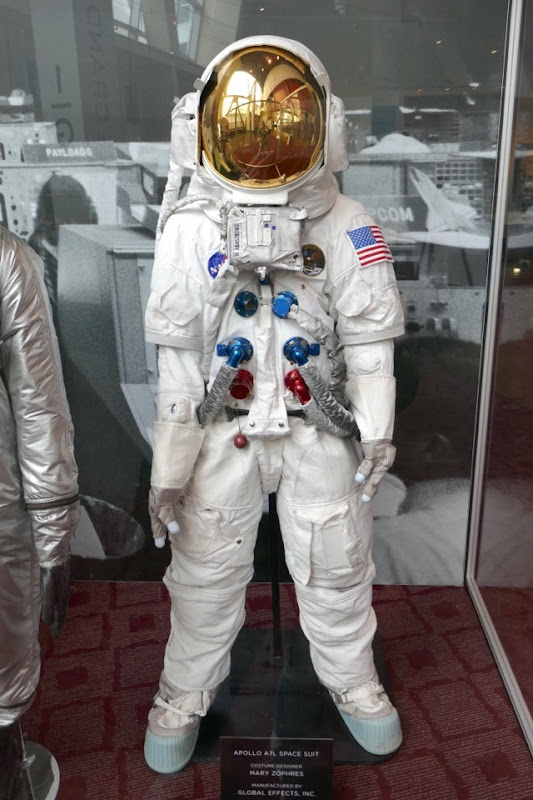 Neil Armstrong First Man NASA Apollo 11 spacesuit
