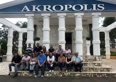 Comitiva do Codivar visita municípios  do Circuito das Águas Paulista