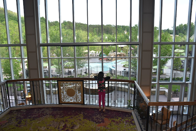Michelle's 10th Birthday Recap: Dream More Resort  via  www.productreviewmom.com