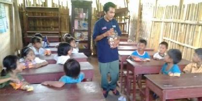 Lantunan Al Fatihah Menggema Di Pedalaman Lombok