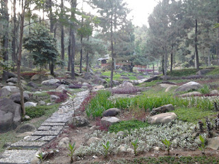 Objek wisata Gunung Pancar