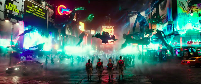 why watch ghostbusters in imax 3d