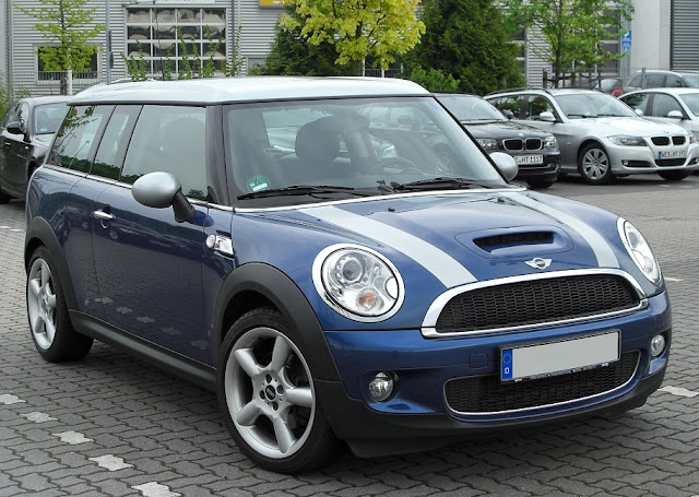 Mini Cooper S Clubman Facelift