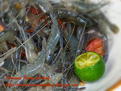 Fresh Water Shrimp Salad