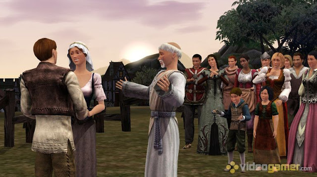 The Sims Medieval PC Full Version Screenshot 2
