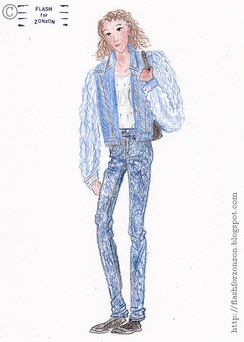 Street Style Helsinki.  Skinny Jeans Rules.