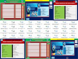 Kumpulan Aplikasi Administrasi Kelas dan Sekolah Lengkap