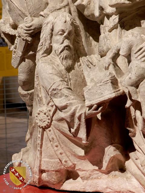 TOUL (54) - Musée d'Art et d'Histoire : L'Adoration des Mages (Fin XVe siècle)