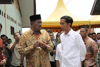 Jokowi : Sekarang Moratorium Pemekaran