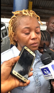 """""""My Career Has Been Killed Both In Nigeria And Abroad"""" – Woman Disgraced In Viral Video."""