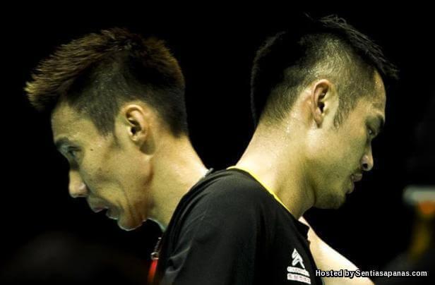Lee Chong Wei vs Lin Dan