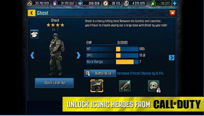 call of duty heroes offline apk